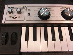 Korg microKORG XL to launch at NAMM?