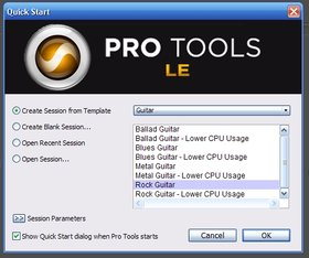 Pro tools 8 quick start