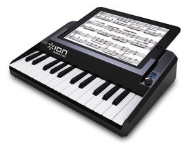 ION Piano 2 Go iPad/iPhone keyboard unveiled