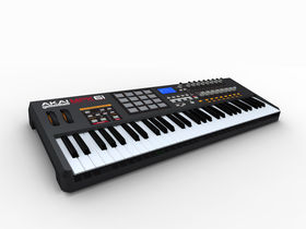 Akai adds 61-note MPK keyboard to range