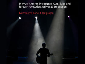 Antares ATG-6: Auto-Tune for guitarists