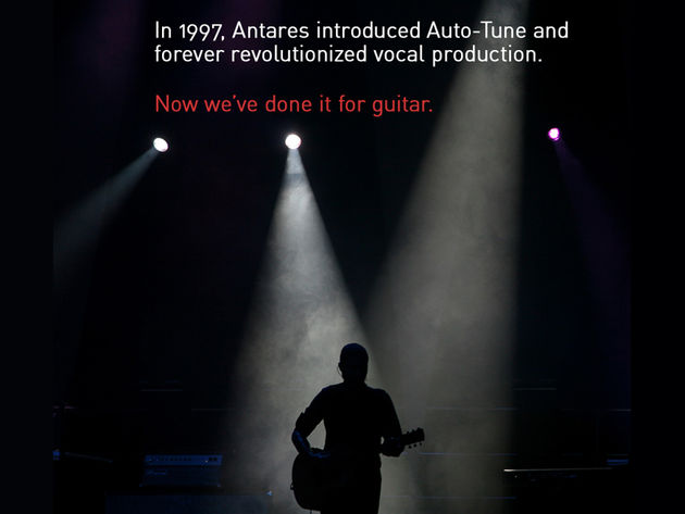 Is Antares about to spark a guitar playing revolution?