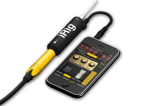 AmpliTube iRig comes to iPhone/iPad