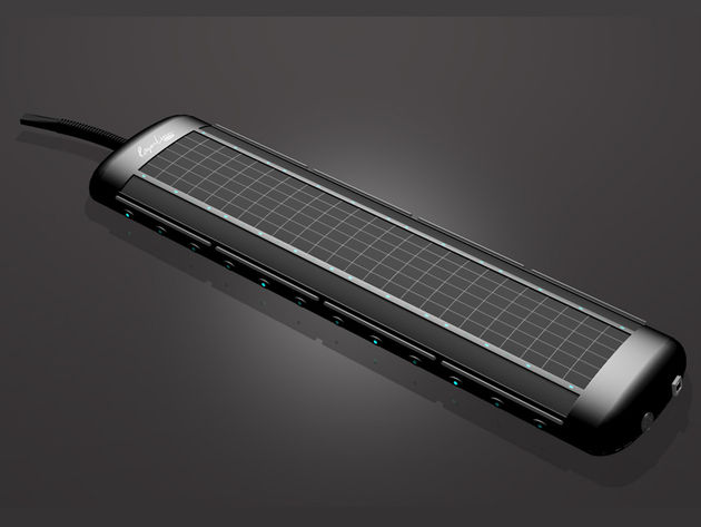 The LinnStrument may end up looking something like this.