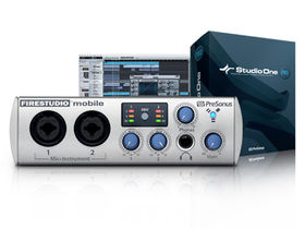 Win a PreSonus FireStudio Mobile and Studio One Pro DAW bundle