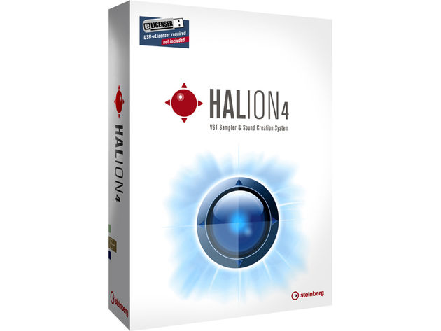 HALion 4.5: it's here already.