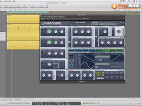 VIDEO: How to make a dubstep bassline in Logic with NI Massive