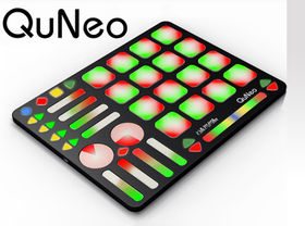 NAMM 2012 VIDEO: Keith McMillen Instruments QuNeo