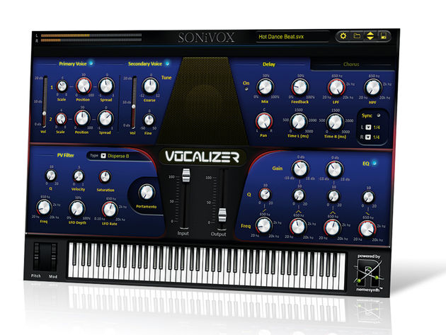 SoniVox Vocalizer