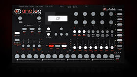 Elektron unveils full details of the Analog Four synth