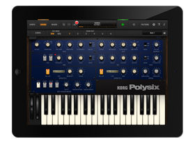 FIRST LOOK: Korg iPolysix for iPad