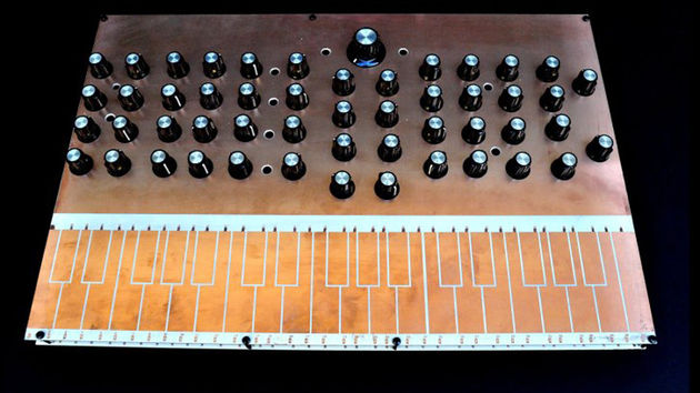 It's a prototype at the moment, but it looks like Ken MacBeth's touch keyboard synth could be a goer.