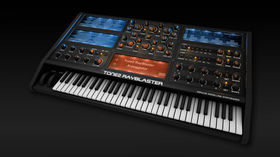 Tone2 Rayblaster synth unveiled