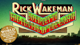 Rick Wakeman - Journey To The Centre Of The Earth Fanpack on sale now