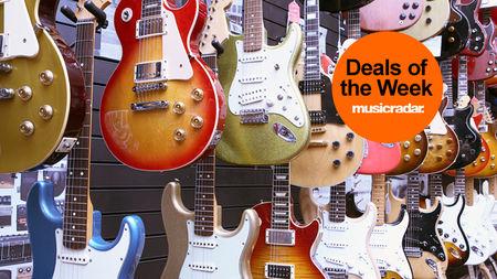 MusicRadar deals of the week: guitar, tech and drum gear
