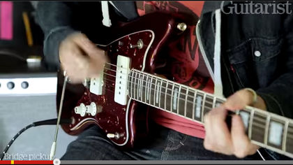 Fender Troy Van Leeuwen Jazzmaster video review