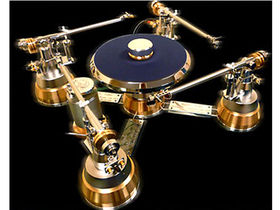 The Gabriel Turntable - only $64,000
