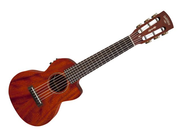 G9126-ACE Guitar-Ukulele, Acoustic-Cutaway-Electric with Gig Bag