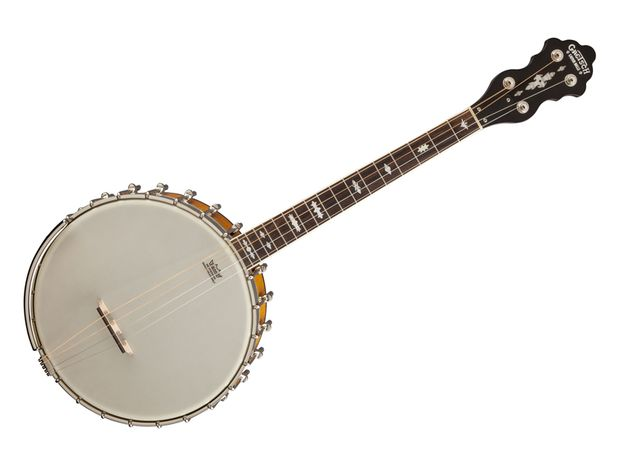 "G9480 ""Laydie Belle"" Irish Tenor Banjo"