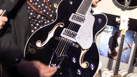 NAMM 2013 VIDEO: three new Gretsch guitars unveiled