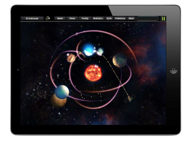 Wizdom Music SpaceWiz, £6.99