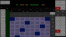 Lemur for iPad user devises Ableton Live controller