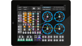 Spectre MIDI Sequencer lands for iPad