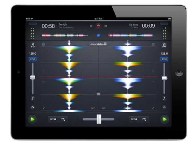 algoriddim djay 2/djay 2 for iPhone, £5.99/$9.99