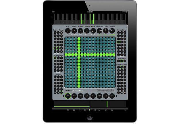 Alexandernaut Arpeggionome Pro, £13.99/$19.99
