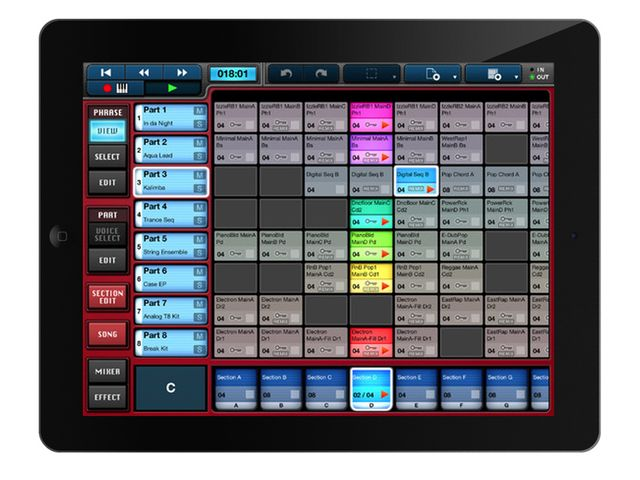 Yamaha Mobile Music Sequencer, £6.99/$9.99