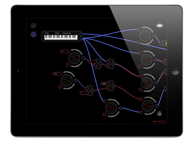Wilson Holliday Audulus 1.9, £10.49/$14.99