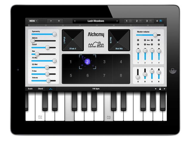 Camel Audio Alchemy Mobile Synth Mobile Studio 2.0, free