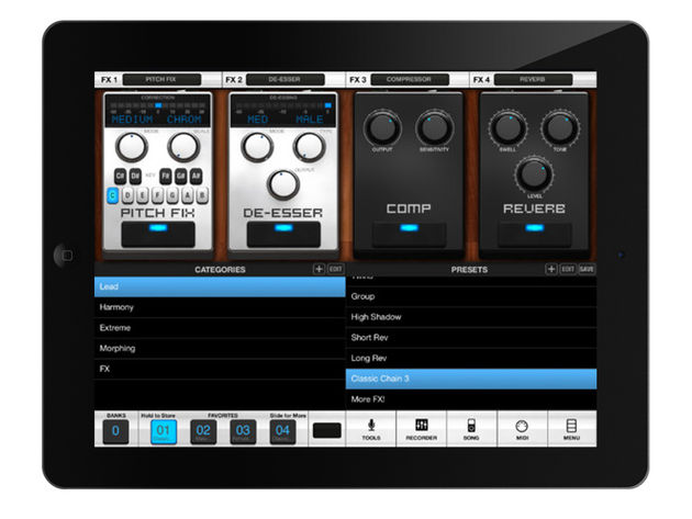 IK Multimedia VocaLive 1.5/VocaLive for iPad 1.5, £13.99/$19.99