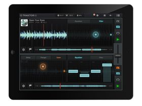 TEST : Native Instruments Traktor DJ pour iPad