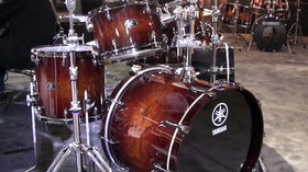 NAMM 2013 VIDEO: Yamaha's new Live Custom drum set