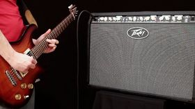 Peavey premieres new Special 212 video