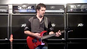 Peavey unveils AT-200 alternate tuning demo