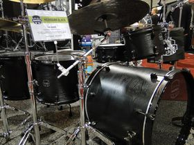 SUMMER NAMM 2012: Mapex unveils The Raven drum line