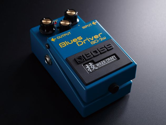 Roland introduces new Boss Waza Craft pedals