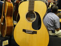 Summer NAMM 2014: 5 new Martin acoustics on show