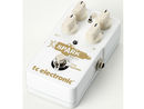 TC Electronic Spark Booster guitar pedal now available