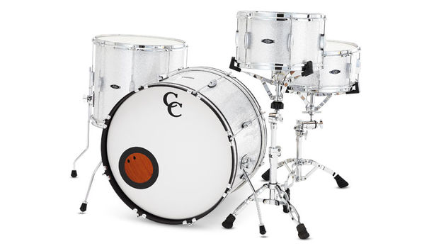 C&C Drum Company Player Date drum kit