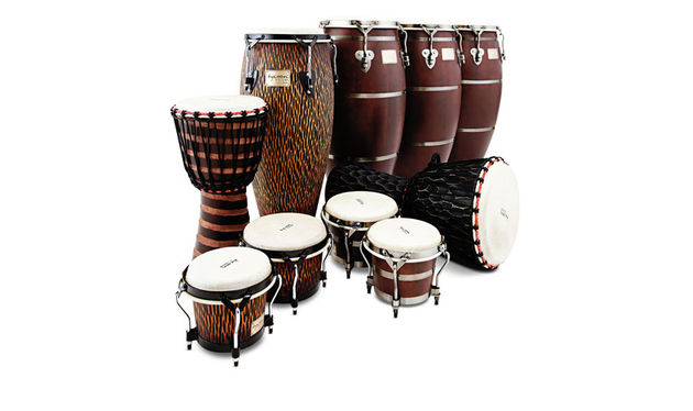 tycoon percussion congas bongos and djembes drum reviews musicradar. Black Bedroom Furniture Sets. Home Design Ideas