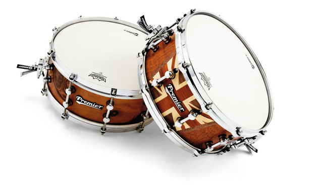 Premier One Series snare drums