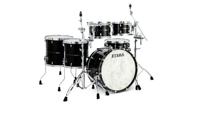 Tama Star Bubinga drum kit