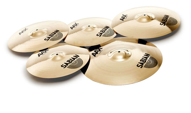 Picking up each cymbal, the thinness is immediately apparent, but unlike most thin cymbals they don't flex easily