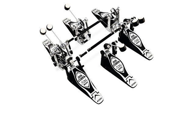 Tama has decided to realign its mid and lower range pedals under the Iron Cobra banner, starting with the 600 Series