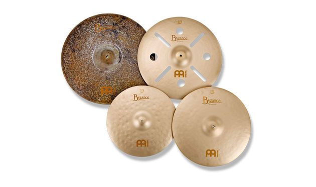 All of the cymbals are entirely hand-hammered, meaning that no two cymbals are exactly alike