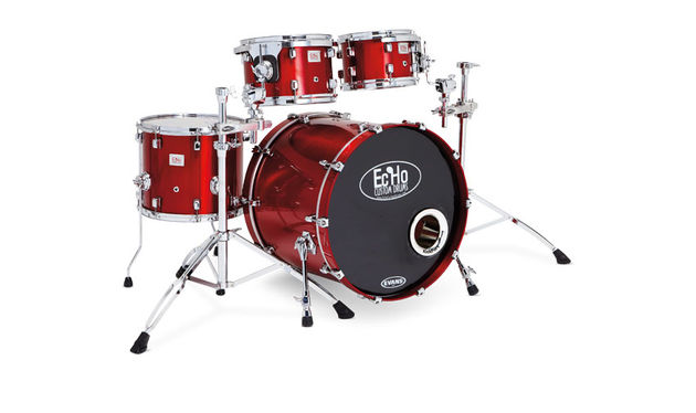 Echo Custom Drums Apollo 2 drum kit
