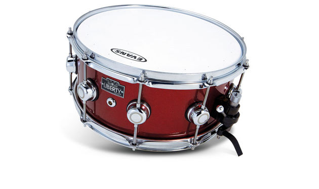 Liberty Drums Birch snare drum